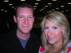 Bryan and Natalie