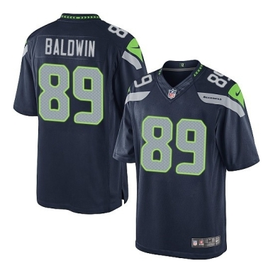 Nike_Seattle_Seahawks_89_Doug_Baldwin_Limited_Steel_Blue_Team_Color_Jersey