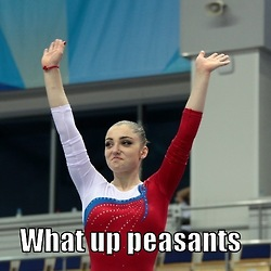 Aliya-Mustafina-What-Up-Peasants-Meme