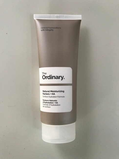 Natural Moisturizing Factors + HA by the ordinary #22